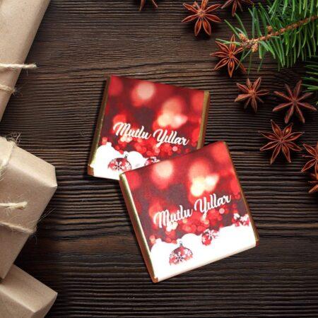 Yeni Yıl Çikolatası